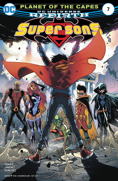 Super Sons (2017) #07