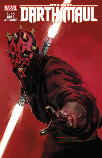 Star Wars: Darth Maul (2017) TP