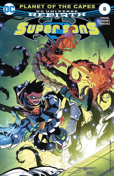 Super Sons (2017) #08