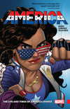 America (2017) TP Vol. 01: The Life and Times of America Chavez