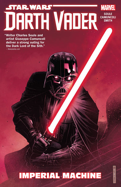 Star Wars: Darth Vader Dark Lord Sith (2017) TP Vol. 01
