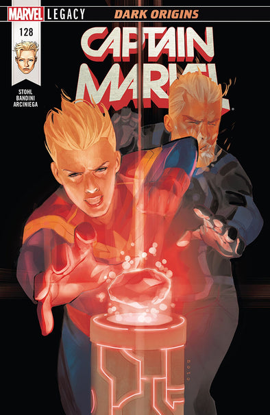 Captain Marvel (2016) #128