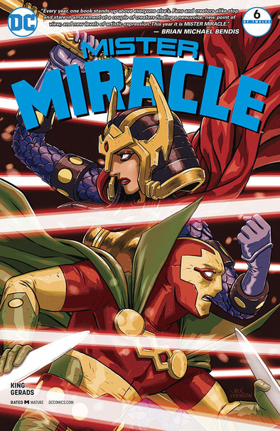 Mister Miracle (2017) #06