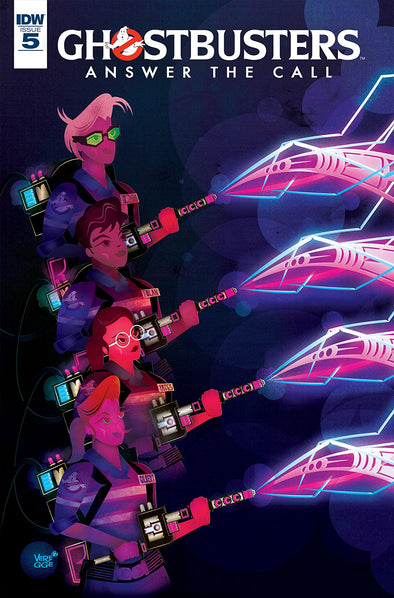 Ghostbusters Answer the Call (2017) #05