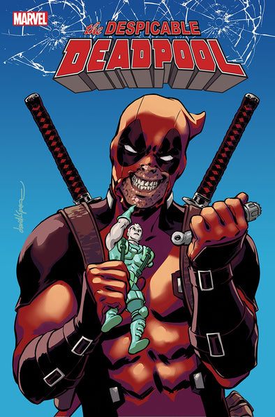 Despicable Deadpool TP Vol. 01: Deadpool Kills Cable