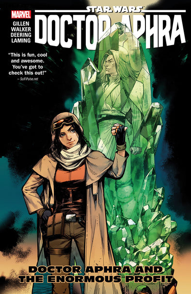 Star Wars: Doctor Aphra (2016) TP Vol. 02: Doctor Aphra and the Enormous Profit