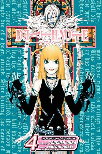 Death Note TP Vol. 04