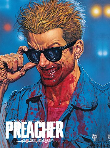 Absolute Preacher HC Vol. 01