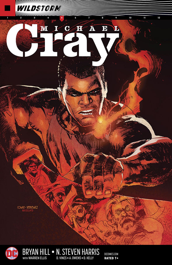 Wildstorm: Michael Cray (2017) #05