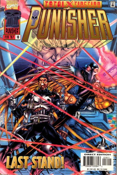 Punisher (1995) #16