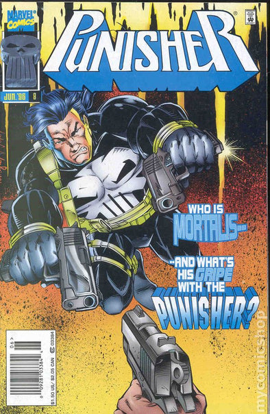 Punisher (1995) #08