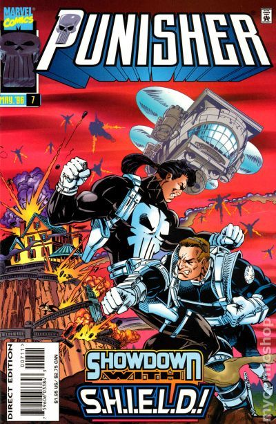 Punisher (1995) #07