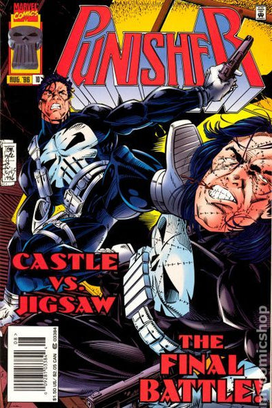 Punisher (1995) #10