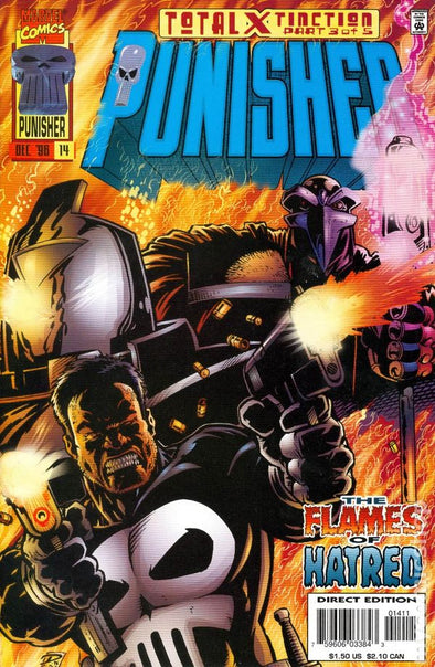 Punisher (1995) #14