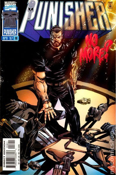 Punisher (1995) #18
