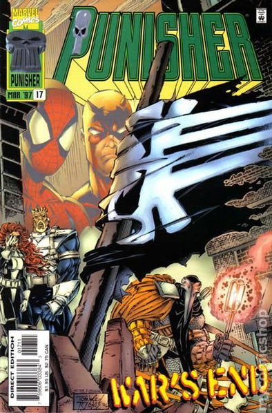 Punisher (1995) #17