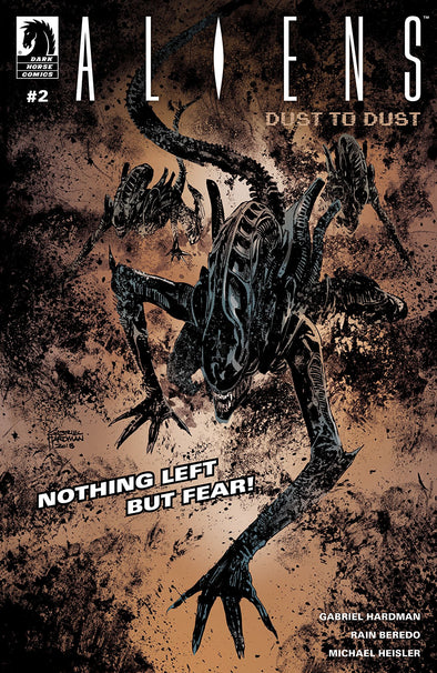 Aliens: Dust to Dust (2018) #02
