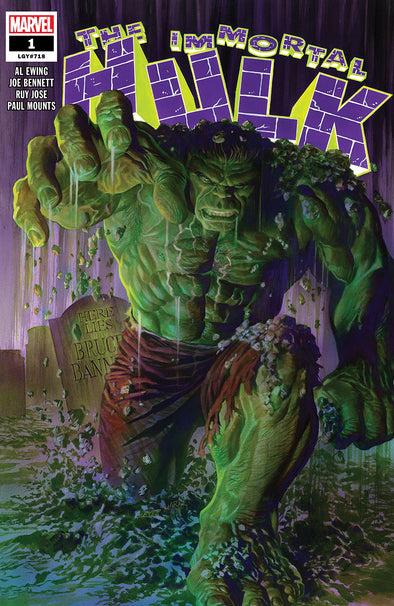 Immortal Hulk (2018) #01