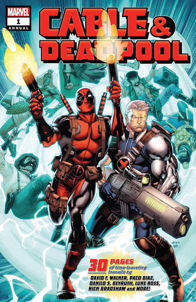 Cable & Deadpool Annual (2018) #01