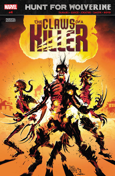Hunt For Wolverine: Claws of a Killer (2018) #04