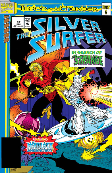 Silver Surfer (1987) #087