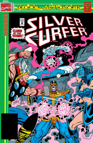 Silver Surfer (1987) #088