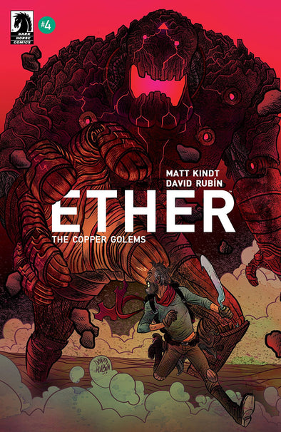 Ether: Copper Golems (2018) #04