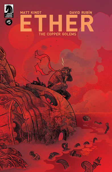 Ether: Copper Golems (2018) #05