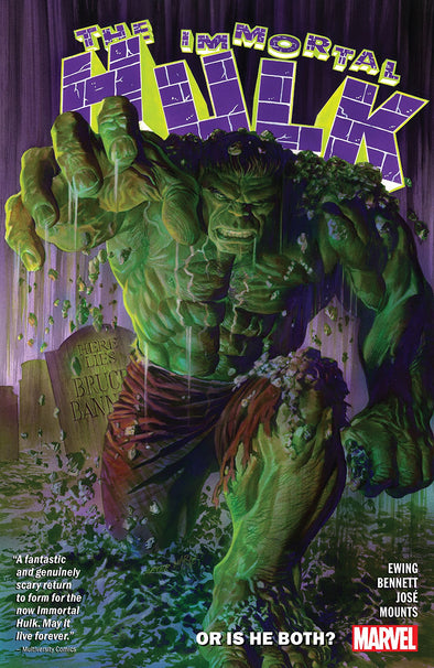 Immortal Hulk TP Vol. 01