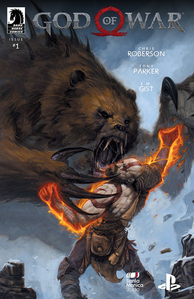 God of War (2018) #01