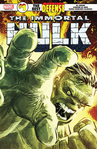 Defenders: Immortal Hulk (2018) #01