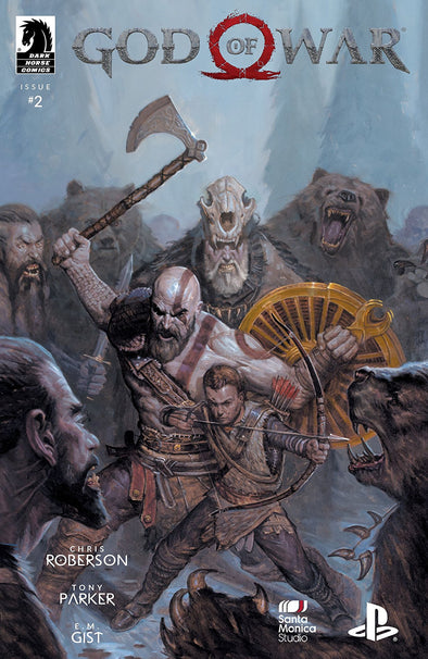 God of War (2018) #02