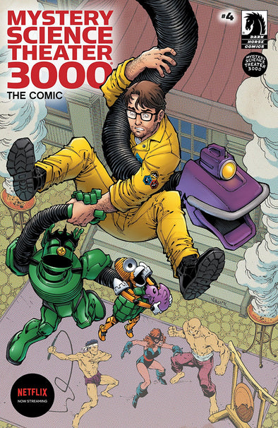 Mystery Science Theatre 3000 (2018) #04