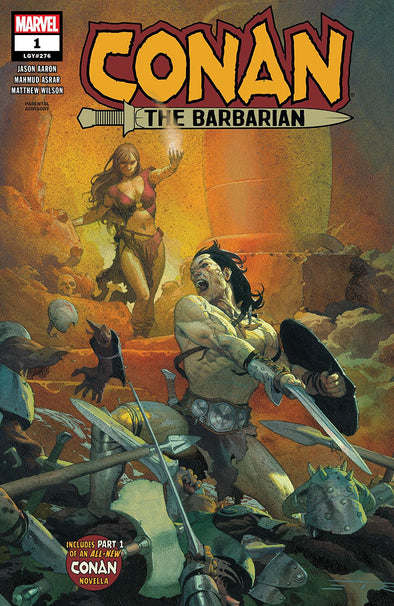 Conan the Barbarian (2019) #01