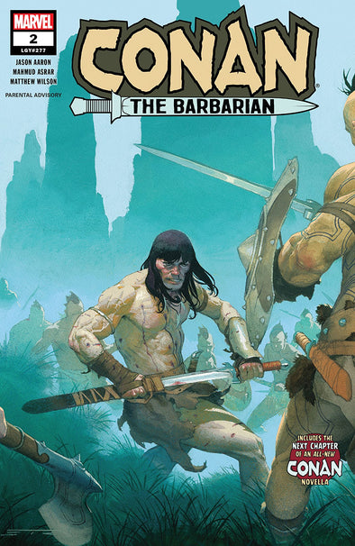 Conan the Barbarian (2019) #02