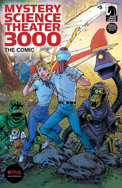 Mystery Science Theatre 3000 (2018) #05