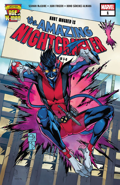 Age of X-Man: Amazing Nightcrawler (2019) #01