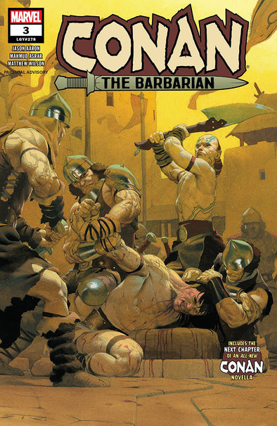 Conan the Barbarian (2019) #03