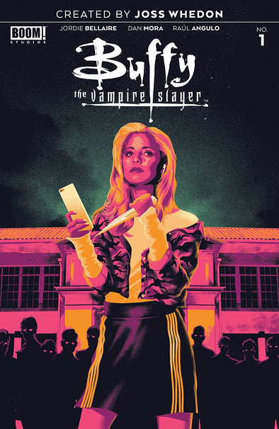 Buffy the Vampire Slayer (2019) #01