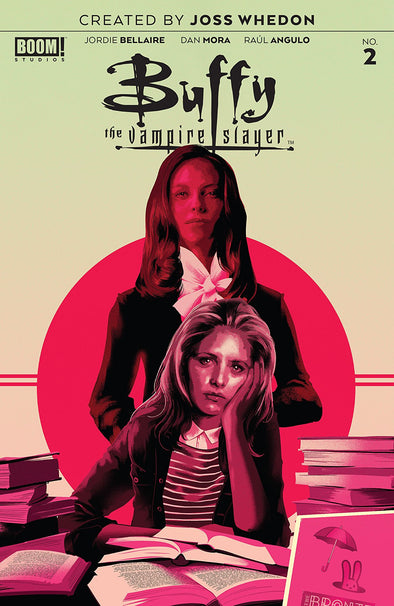 Buffy the Vampire Slayer (2019) #02