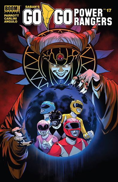 Go Go Power Rangers (2017) #17