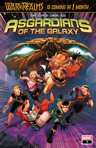 Asgardians of the Galaxy (2018) #07