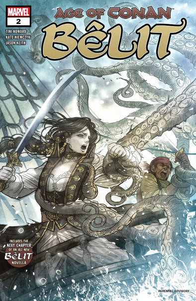 Age of Conan: Belit (2019) #02
