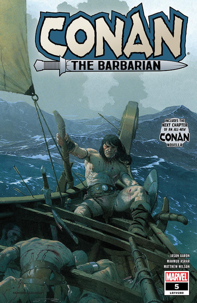 Conan the Barbarian (2019) #05