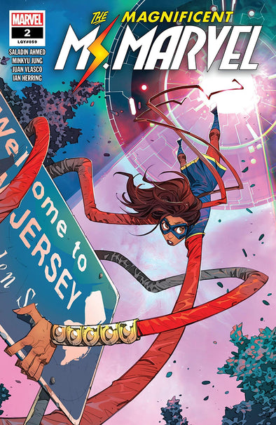 Magnificent Ms. Marvel (2019) #02