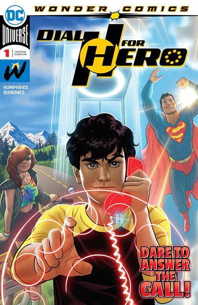 Dial H for Hero (2019) #01 (of 12)