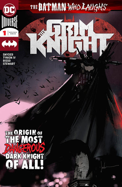 Batman Who Laughs: The Grim Knight (2018) #01
