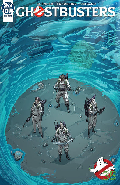 Ghostbusters 35th Anniversary Ghostbusters (2019) #01