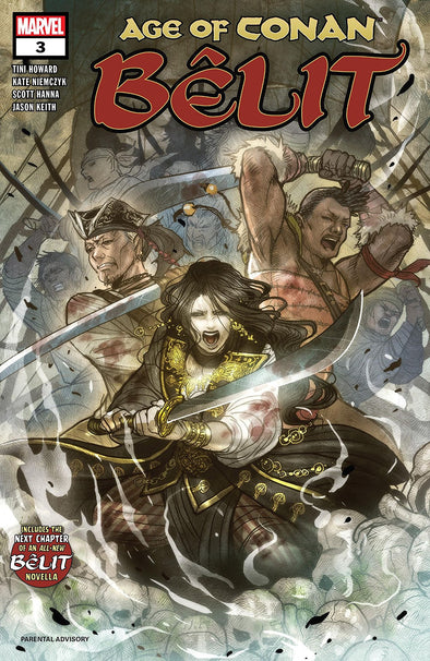 Age of Conan: Belit (2019) #03