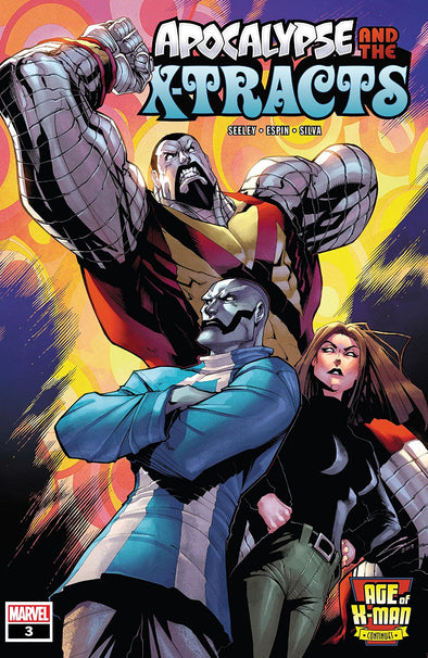 Age of X-Man: Apocalypse & X-Tracts (2019) #03